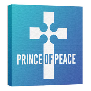 Mod Prince of Peace 24 x 24 Canvas Prints