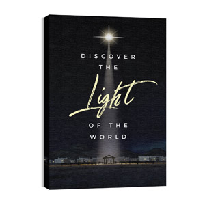 Discover Light of World Wall Art