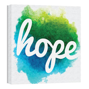 Mod Hope 2 Wall Art