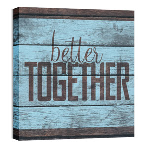 Mod Better Together 24 x 24 Canvas Prints