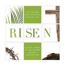 Easter Week Icons Risen Set