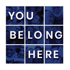 Mod You Belong Here Blue Set