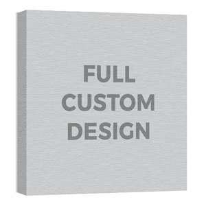 Full Custom 24x24 Canvas Print Custom