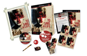 To Save A Life Movie Event Pkg Standard DVD Events