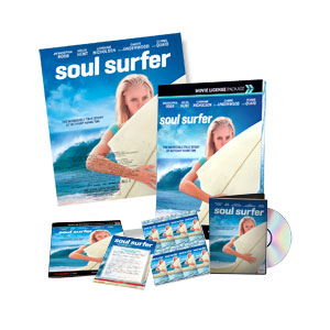 Soul Surfer Movie Event Movie License Packages