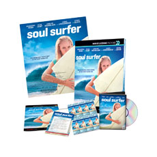 Soul Surfer Movie Event Package Standard
