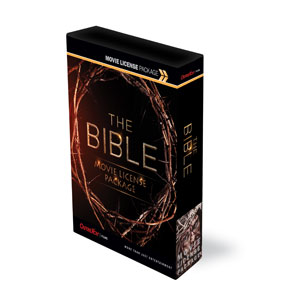 The Bible Movie Event Movie License Packages