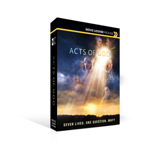 Acts of God Movie Event Package Standard DVD Events