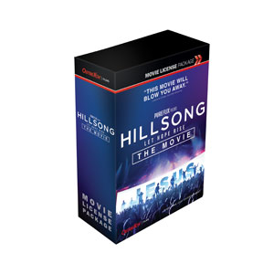 Hillsong Let Hope Rise Movie Event Pkg Standard DVD Events