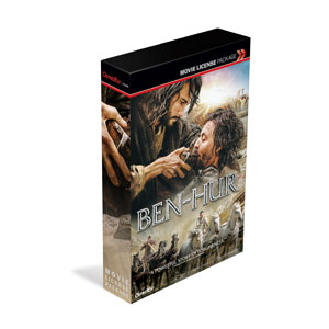Ben Hur Movie Event Pkg Standard DVD Events