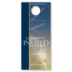Clouds Viewpoint Door Hangers