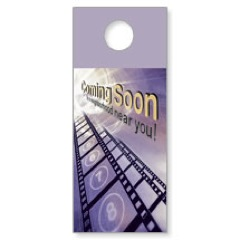 Coming Soon Door Hanger