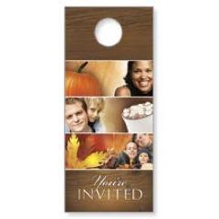 Fall Is Here Door Hanger