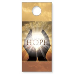 Hope Hands Door Hanger