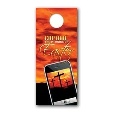 Capture Easter Door Hanger