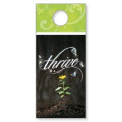 Door Hanger Invitations