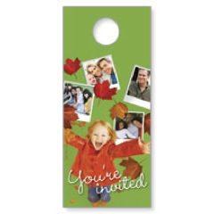 Fall Jacket Door Hanger