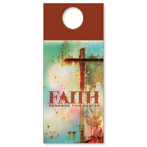 Renewed Faith Door Hangers