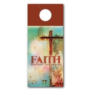 Renewed Faith DoorHangers