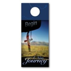 New Journey Door Hangers