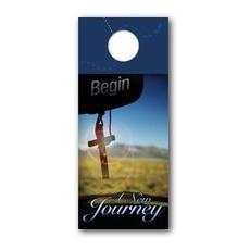 New Journey Door Hanger