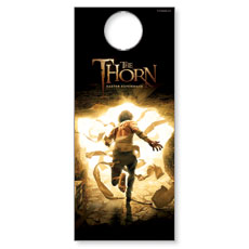 The Thorn Easter Experience Door Hanger