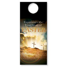 True Story Easter Door Hanger
