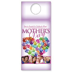 Mothers Heart Door Hangers