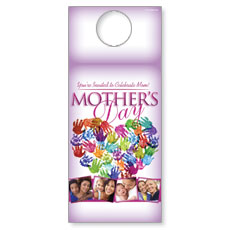Mothers Heart Door Hanger