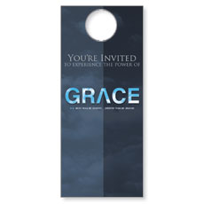 Grace: Max Lucado Door Hanger