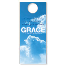 Learn Grace Door Hanger