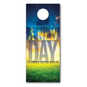 New Day Easter Door Hangers