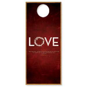Real Love Door Hangers
