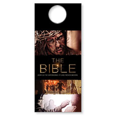 The Bible 30-Day Experience Door Hanger