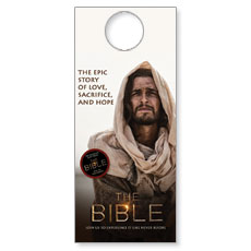 Epic Jesus Door Hanger