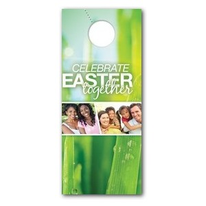 Easter Together Door Hangers