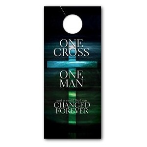 One Cross DoorHangers