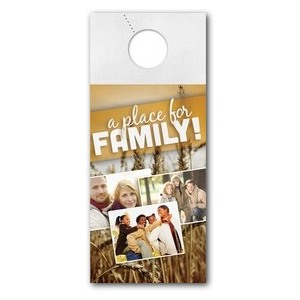 A Place for Family Fall Door Hangers