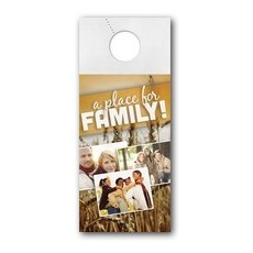 A Place for Family Fall Door Hanger