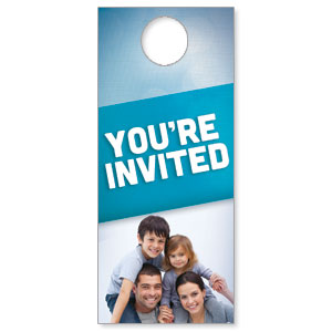 Family Welcome Door Hangers