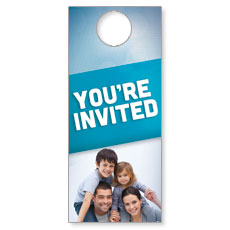 Family Welcome Door Hanger
