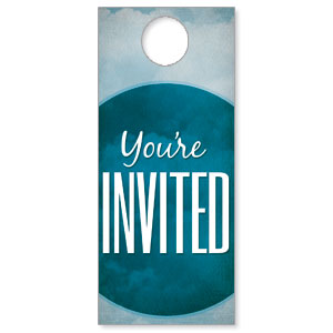 Celestial Welcome Door Hangers