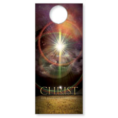 Christ the Heart Door Hanger