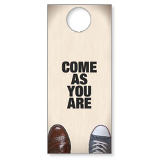 Overhead Shoes Door Hanger