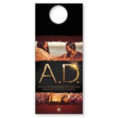 A.D. Door Hanger
