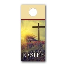Celebrate Easter Cross Door Hanger