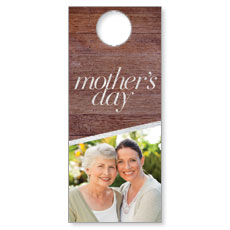 Mothers Day Invite Door Hanger