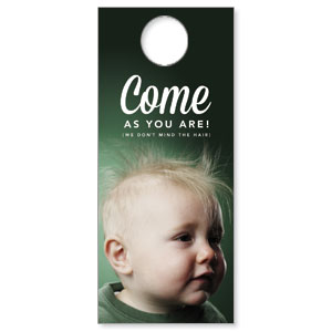 Baby Bed Head Door Hangers