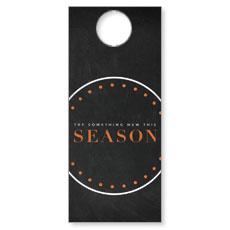 Season Dots Door Hanger