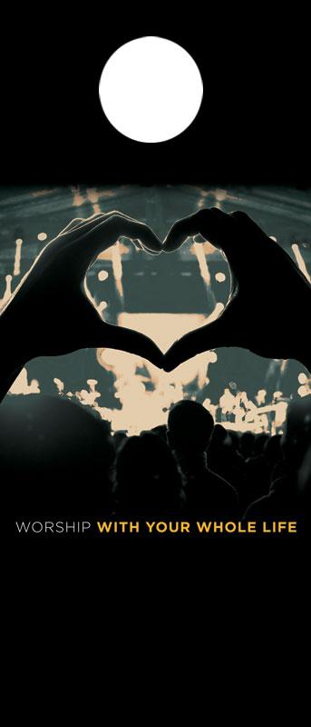 Worshiper Heart DH